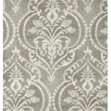 Damask in Bold Pebble Cotton Decor Fabric