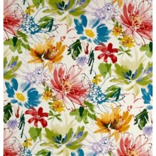 Floral Springtime Home Decor Cotton Fabric