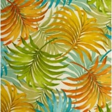 Tropical Palms Indoor Outdoor Fabric