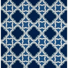 Classic Screen Indoor Outdoor Fabric in Blue