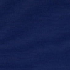Solid Al Fresco Indoor Outdoor Fabric in Navy