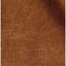 Faux Leather in Russet Fabric Traders