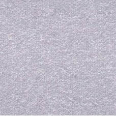 French Terry Stretch Knit Fabric in Grey