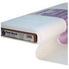 Fusible Interfacing Non-Woven in White 51cm Wide (90cm)
