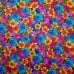 Flowers in Full Bloom Cotton Fabric Fabric Traders