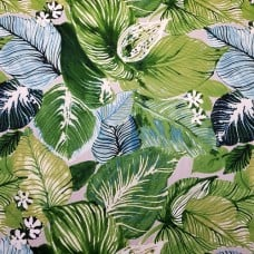 Lush Leaves Luxe Home Decor Fabric by Tommy Bahama Fabric Traders