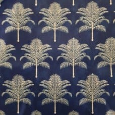 Palm Life Outdoor Fabric by Tommy Bahama in Blue Fabric Traders