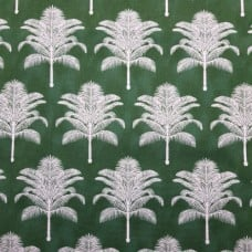 Palm Life Outdoor Fabric by Tommy Bahama in Emerald Fabric Traders