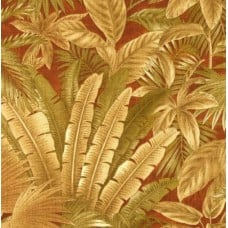 Breeze Bahamian Outdoor Fabric in Cinnamon by Tommy Bahama