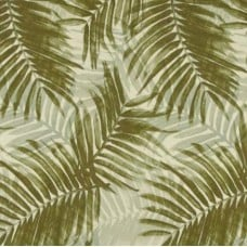 Palms Escape Route in Mist Indoor Outdoor Fabric by Tommy Bahama