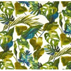 Palms Ink Indoor Outdoor Fabric by Tommy Bahama