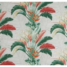Banana Leaves Spray Outdoor Fabric in Green by Tommy Bahama