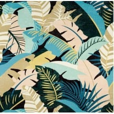 Playa Eterna Palma Linda Luxe Home Decor Fabric in Lagoon by Tommy Bahama