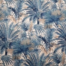 Playa Eterna Monteverde Azul Home Decor Fabric by Tommy Bahama Fabric Traders
