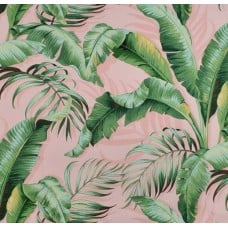Palmiers in Blush Indoor Outdoor Fabric by Tommy Bahama