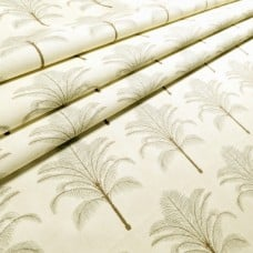 Palm Home Decor Fabric Tan by Tommy Bahama