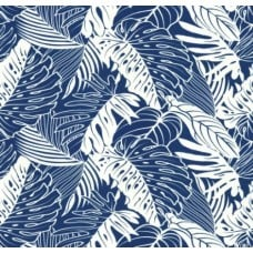 Decorative Leaf Reef Sailor Fabric by Tommy Bahama