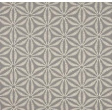 Batik Star Indoor Outdoor Fabric by Tommy Bahama in Silver Fabric Traders