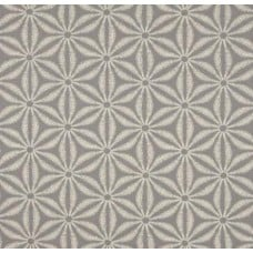Batik Star Indoor Outdoor Fabric by Tommy Bahama in Silver