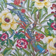 REMNANT - Tree Top Oasis Peninsula Home Decor Fabric by Tommy Bahama Fabric Traders