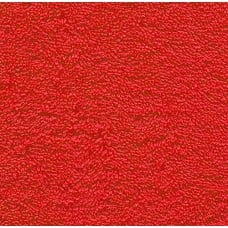 Terry Towelling Bright Red 100% Cotton High Quality Fabric