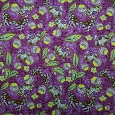 Venus Haunted Butterflies Cotton Fabric by Tula Pink