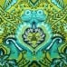 Frog Prince Green Cotton Fabric by Tula Pink Fabric Traders