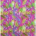 Disco Kitty Berry Cotton Fabric in Hot Pink by Tula Pink Fabric Traders