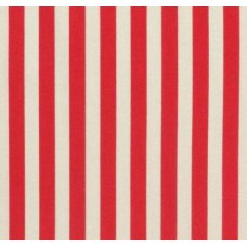 Tent Stripe in Red Cotton Fabric by Tula Pink