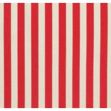 Tent Stripe in Red Cotton Fabric by Tula Pink Fabric Traders