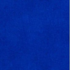 Velveteen Rich Blue Cotton Velvet Fabric