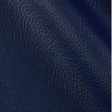 Vinyl Embossed Budget Fabric in Deep Blue 90cm Fabric Traders