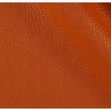 Vinyl Embossed Budget Fabric in Tangerine 90cm