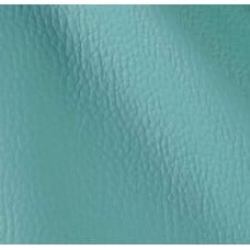 REMNANT - Vinyl Embossed Budget Fabric in Turquoise Mist 90cm Fabric Traders