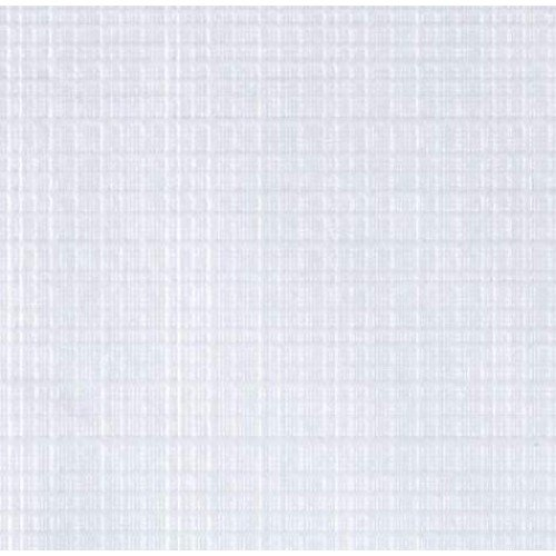 Vinyl Tablecloth Fabric In Embossed White Fabric Traders