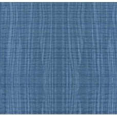Vinyl Tablecloth Textured Fabric in Blue