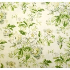 Fleure in Spring Home Decor Fabrics in Cream