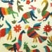 Marimba Duck Caliente Cotton Home Decor Fabric by Waverly Fabric Traders