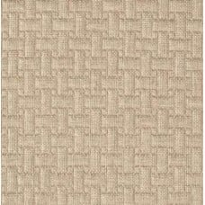Basketweave Upholstery Fabric in Sahara Brown by Waverly