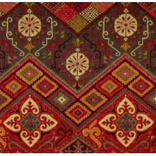 Mountain Red Home Decor Fabrics