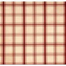 Plaid Tradional Home Decor Cotton Fabric Fabric Traders