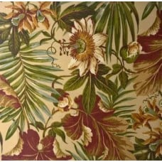 St Croix Tropical Floral Outdoor Fabric