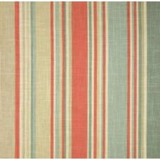 REMNANT - Stripe Valentina Vapor Luxe Home Decor Fabric Fabric Traders