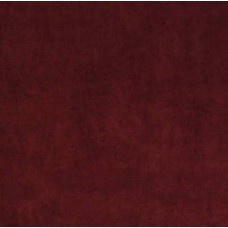 REMNANT - Velvet Home Decor Solid Upholstery Fabric Wine