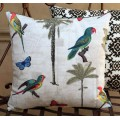 Cushion Cover - Hearts Of Palm Peninsula Indoor Outdoor Fabric