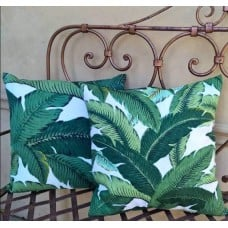 Cushion Cover - Island Hopping Indoor Outdoor Fabric