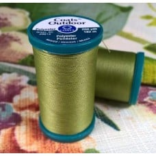 Thread Outdoor Polyester 182m Lime by Coats and Clark
