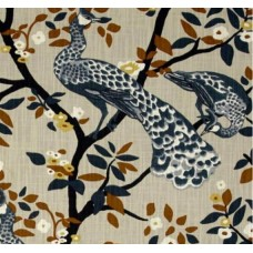 Plume Redux Midnight Luxe Home Decor Fabric