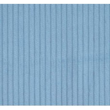 Corduroy Heavy Weight Fabric in Dusty Blue