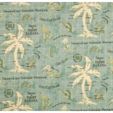 Island Song Surf by Tommy Bahama Outdoor Fabric
